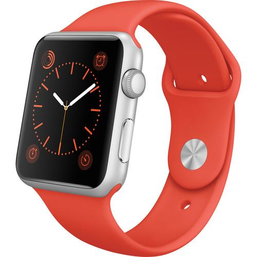 Apple  Watch Sport 42mm Smartwatch MLC42LL/A