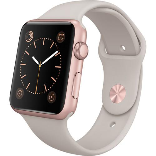 Apple  Watch Sport 42mm Smartwatch MLC62LL/A