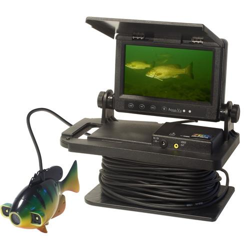 Aqua-Vu AV 760c HD Color Underwater CCD Camera 200-7137