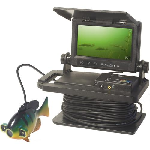 Aqua-Vu AV 760cz Color HD Underwater Video Camera 200-7014