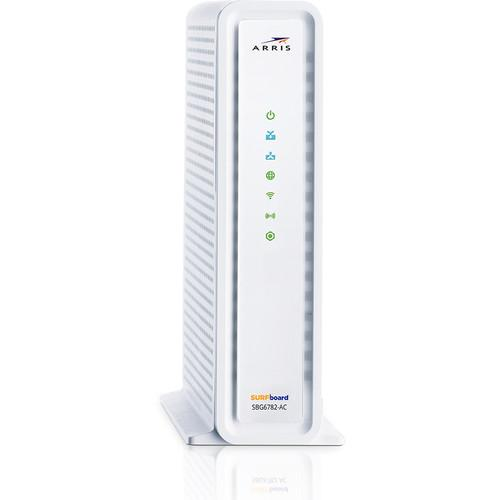 ARRIS SBG6782 SURFboard Cable Modem & Wi-Fi Router SBG6782