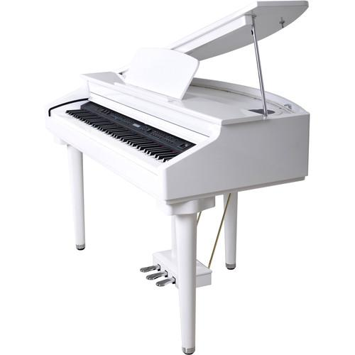 Artesia DG-55 Baby Digital Grand Piano with Weighted DG-55-GW