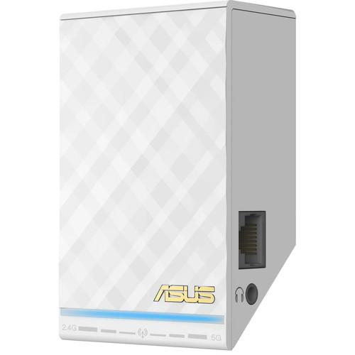ASUS RP-AC52 Dual-Band Wireless-AC750 Range RP-AC52