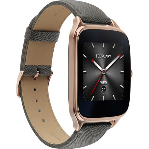 ASUS ZenWatch 2 Android Wear Smartwatch WI501Q-RL-TP