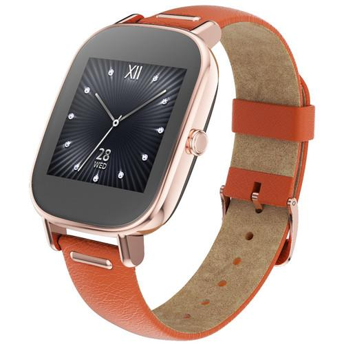 ASUS ZenWatch 2 Android Wear Smartwatch WI502Q-RL-OG