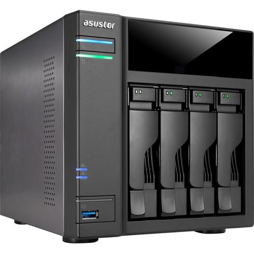 Asustor  AS5004T 4-Bay NAS Enclosure AS5004T