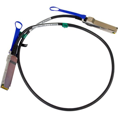 ATTO Technology QSFP to QSFP Copper Passive CBL-0128-003