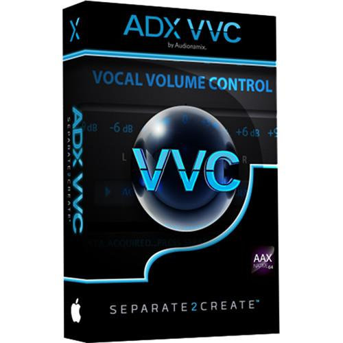 AUDIONAMIX ADX VVC - Vocal Volume Control Plug-In 10-12076
