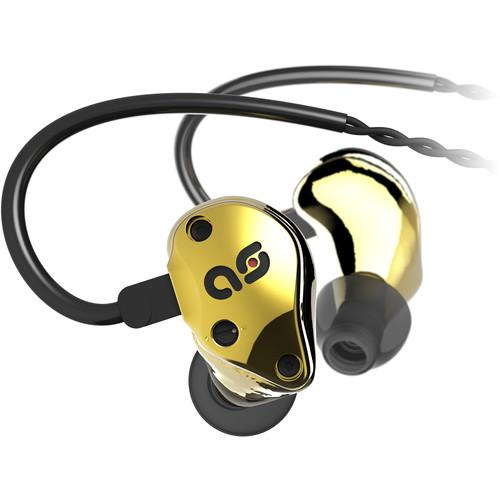 AURISONICS ASG-2.5 Noise Isolating In-Ear Headphones ASG2.5_GO