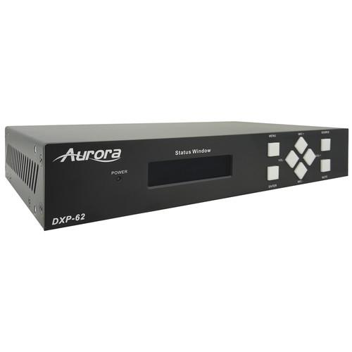 Aurora Multimedia DXP-62 Presentation Scaler/Switcher DXP-62