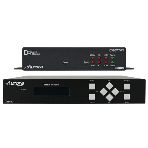 Aurora Multimedia DXP-62K-1 Scaler/Switcher Kit DXP-62K-1
