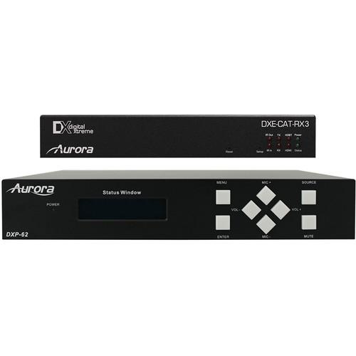 Aurora Multimedia DXP-62K-3 Scaler/Switcher Kit DXP-62K-3