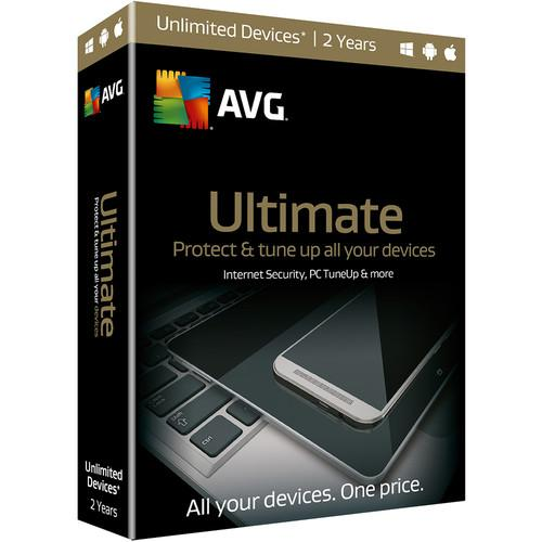 AVG  Ultimate 2016 (Download, 2-Year) ULT16N24EN