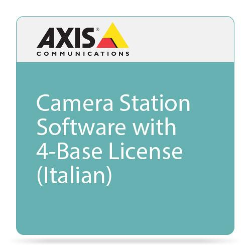 Axis Communications Camera Station Software with 4-Base 0202-240