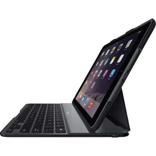 Belkin QODE Ultimate Lite Keyboard Case for iPad Air F5L190TTBLK