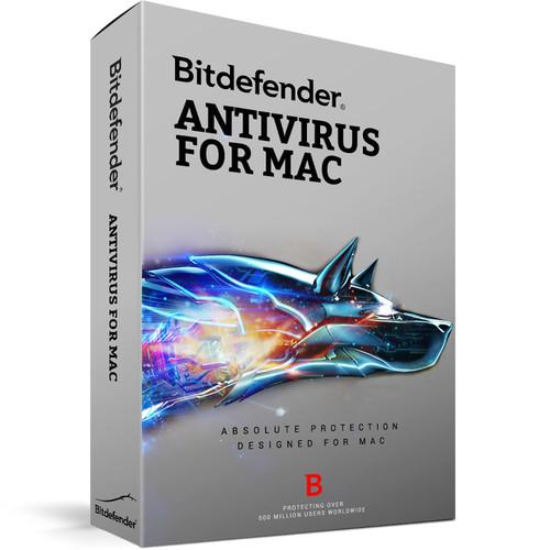 Bitdefender  Antivirus for Mac 2016 TL11401001-EN