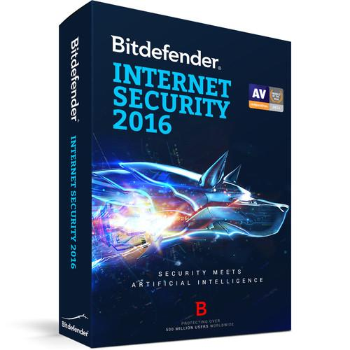 Bitdefender  Internet Security 2016 UL11031001-EN