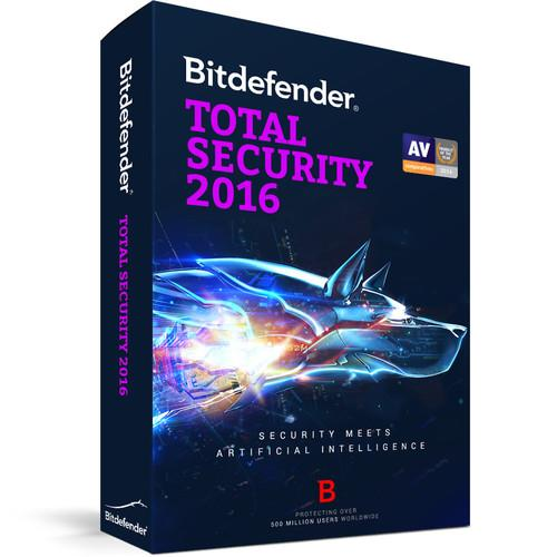 Bitdefender  Total Security 2016 UL11051003-EN