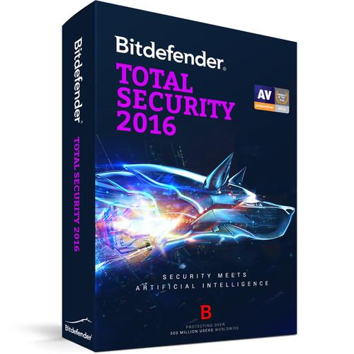 Bitdefender  Total Security 2016 UL11052010-EN