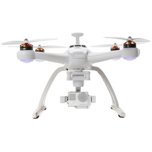 BLADE Chroma Camera Drone with 3-Axis Gimbal for HERO4 BLH8660