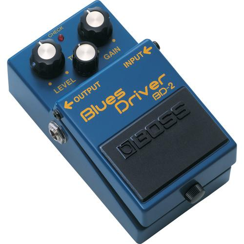 BOSS  BD-2 Blues Driver Distortion Pedal BD-2
