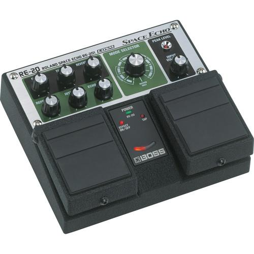 BOSS  RE-20 Space Echo Pedal RE-20