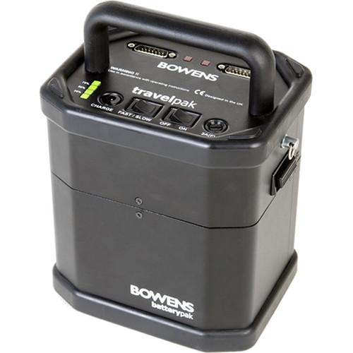Bowens Travelpak Battery System Kit (Large) BW-7698