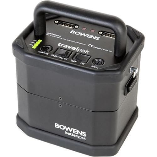 Bowens Travelpak Battery System Kit (Small) BW-7697