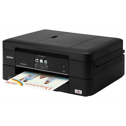 Brother WorkSmart Series MFC-J680DW All-in-One Inkjet MFC-J680DW