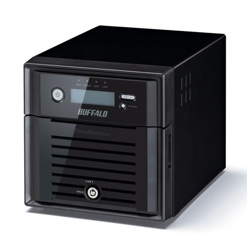 Buffalo TeraStation 5200DN 4TB (2 x 2TB) Two-Bay NAS