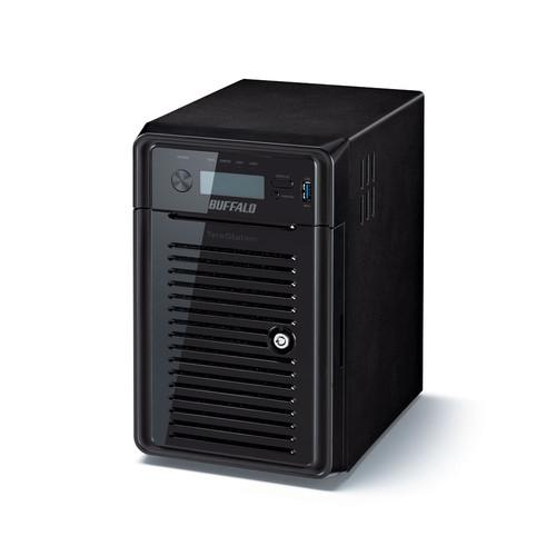 Buffalo TeraStation 5600DN 12TB (6 x 2TB) Six-Bay TS5600DN1206