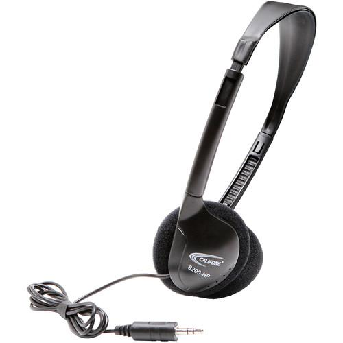 Califone  Digital Stereo Wired Headphones 8200-HP