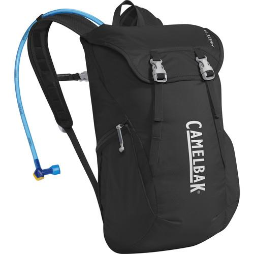 CAMELBAK Arete 18 Hydration Pack (Black/Silver) 62516