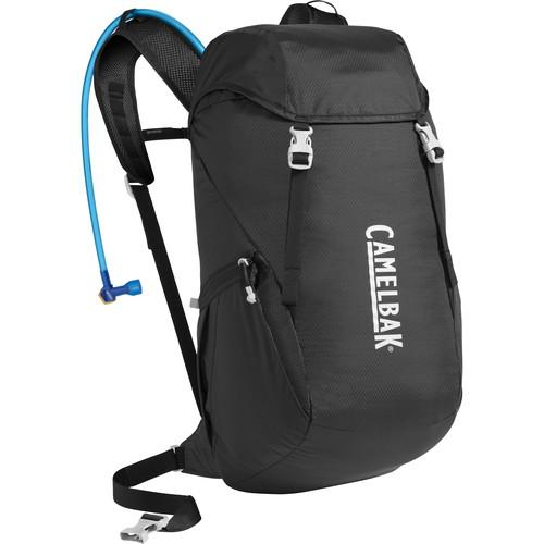 CAMELBAK Arete 22 Hydration Pack (Black/Silver) 62521