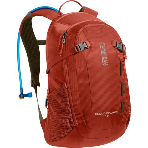 CAMELBAK Cloud Walker 18 Backpack (Rooibos/Black Olive) 62535