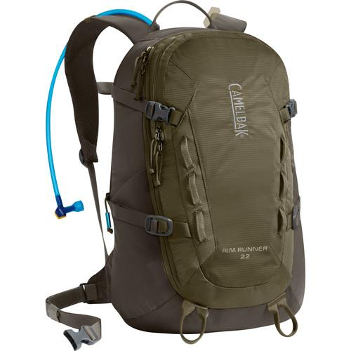 CAMELBAK Rim Runner 22 Backpack with 3L Reservoir 62568