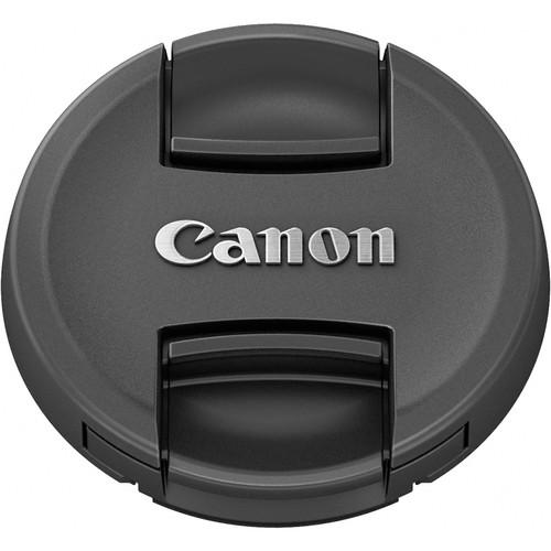 Canon 55mm Center Pinch Snap-On Lens Cap 8266B001