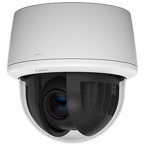 Canon VB-R11 1.3MP Indoor Speed Dome Network Camera 0306C001