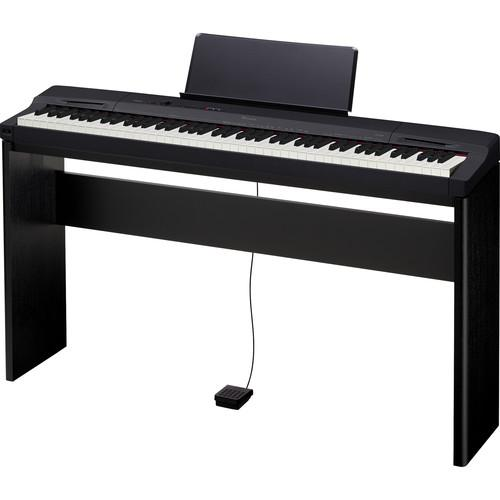 Casio PX-160 Privia 88-Key Digital Piano with Matching PX160CSU