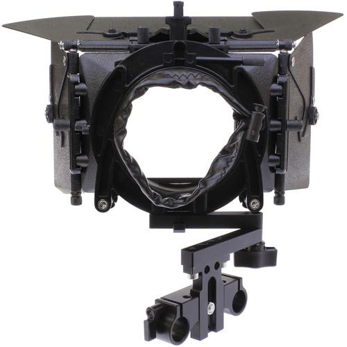 Cavision 3 x 3 Matte Box Package with Swing MB3485S-15FBSA-DSLR