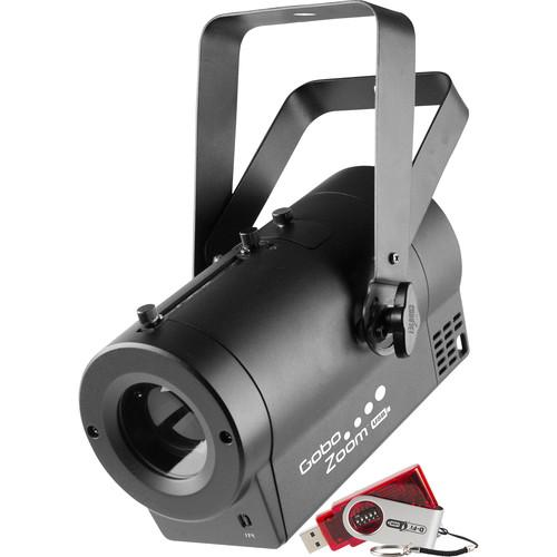CHAUVET  Gobo Zoom USB Projector GOBOZOOMUSB