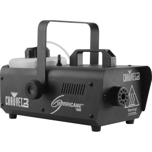 CHAUVET Hurricane 1000 Fog Machine with Manual and H1000