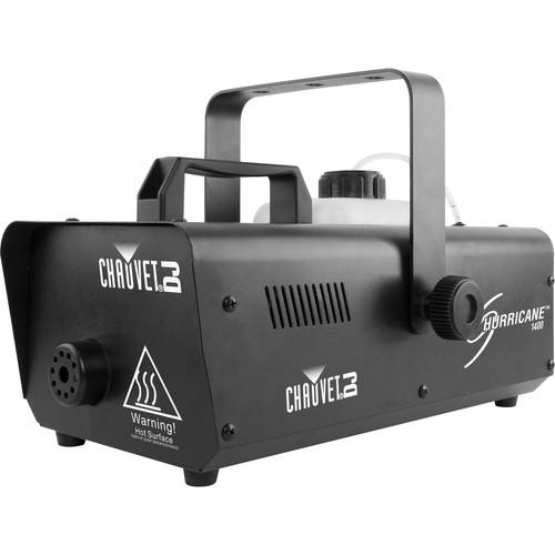 CHAUVET  Hurricane 1400 Fog Machine H1400