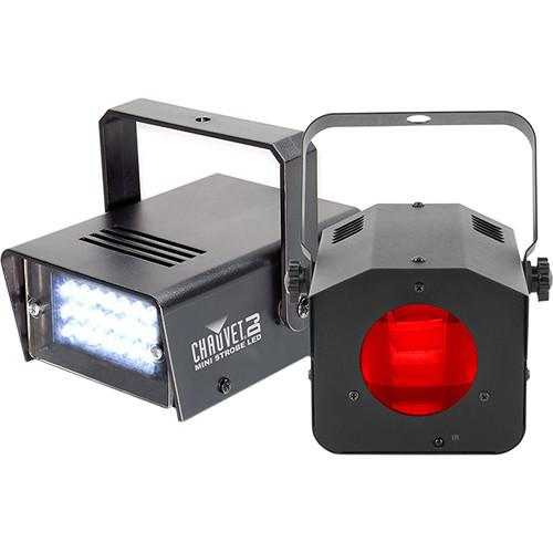CHAUVET JAM Pack Ruby with IRC-6 Remote Control JAMPACKRUBY