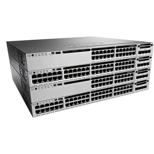 Cisco Catalyst 3580 Stackable 24-Port 10/100/1000 WS-C3850-24P-L