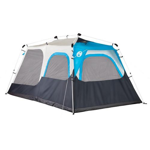 Coleman Instant 6-Person Cabin with Mini-Fly 2000015671