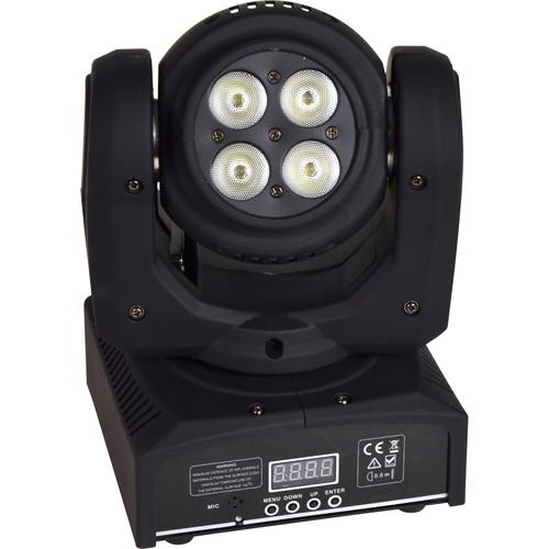 ColorKey Duo 64 W - 64W Dual-Face LED Moving Head CKU03-5040