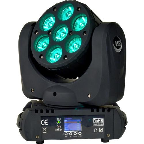 ColorKey Mover Beam 7 - Moving Head LED Fixture CKU01-5030