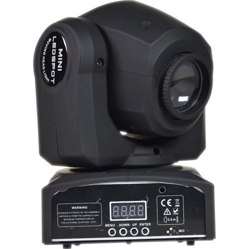 ColorKey Mover MicroSpot - Moving Head LED Fixture CKU01-5000