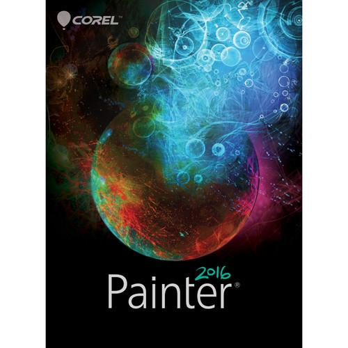 Corel Painter 2016 (Upgrade, Boxed) PTR2016MLDPUG